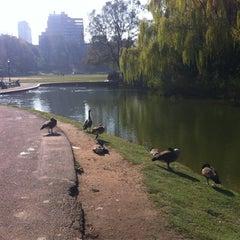 Photo taken at Morningside Park by Raz S. on 11/11/2012
