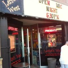 Photo taken at Lestat's West by Edward H. on 10/2/2012