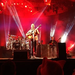 Photo taken at The Gorge Amphitheatre by George P. on 8/31/2013