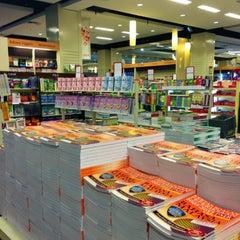 Photo taken at HARRIS Bookstore by yazidtim on 6/29/2013