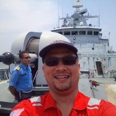 Photo taken at KD TERENGGANU by John F S. on 9/19/2013