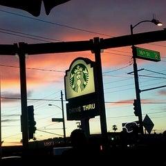Photo taken at Starbucks by Ian B. on 5/22/2013