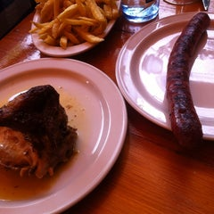 Photo taken at El Corral Del Pollo by Patricia G. on 8/23/2014