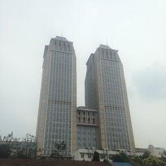 Photo taken at 复旦大学   Fudan University by Michelle G. on 6/18/2013
