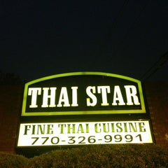 Photo taken at Thai Star by Bodacious Shelly on 2/11/2013