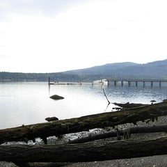 Photo taken at Sequim Bay State Park by Washington State Parks & Recreation Commission on 3/14/2013