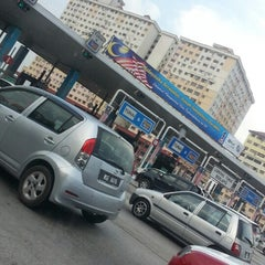 Photo taken at Plaza Tol Sungai Besi by Ross Lee on 8/25/2013