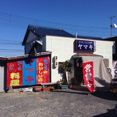 Photo taken at まぐろのヤマキ by Minoru S. on 2/11/2016