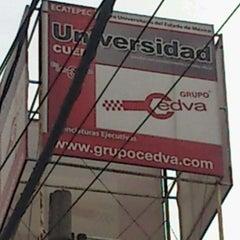 Photo taken at Grupo Cedva Ecatepec by Ricardo S. on 3/11/2013