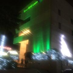Photo taken at Banco BHD León by Jose T. on 11/12/2015