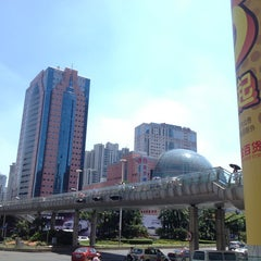 Photo taken at 汇金百货 by sherin on 7/23/2013
