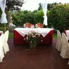 Photo taken at Villa Delle Rose by Riccardo R. on 7/28/2013