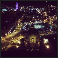 Photo taken at Sheraton Philadelphia Downtown Hotel by Terrance A. on 3/10/2013