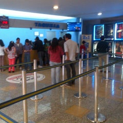 Photo taken at Cinépolis by Arturo G. on 3/2/2013