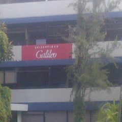 Photo taken at Universidad Galileo by Arturo G. on 3/2/2013