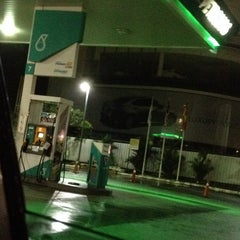 Photo taken at PETRONAS Station by Syery M. on 12/3/2013