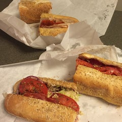 Photo taken at Sarcone's Deli by Richie S. on 4/10/2015