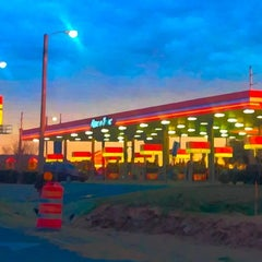 Photo taken at RaceTrac by Phil D. on 12/25/2012
