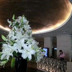 Photo taken at Hotel Jen by Kuday D. on 2/26/2013