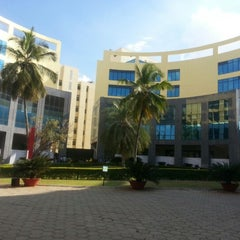 Photo taken at Mindtree by Shashidhar on 3/6/2013