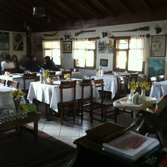 Photo taken at Alaşara Restaurant by Ercan Canay A. on 2/24/2013