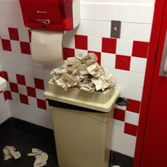 Photo taken at Five Guys by Corey S. on 5/25/2013