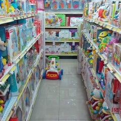 Photo taken at Toys Kingdom by siti rachmah w. on 10/11/2013