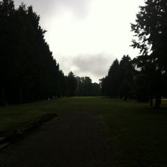 Photo taken at McKenzie River Golf Course by ceej on 7/12/2014