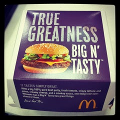 Photo taken at McDonald's by Margaux S. on 5/22/2013