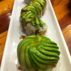 Photo taken at Kaizen Fusion Roll & Sushi by Kerry D. on 10/19/2013