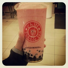 Photo taken at Chill Bubble Tea by Kathryn M. on 10/22/2012