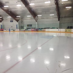 Photo taken at Howelsen Ice Arena by Rugge P. on 1/1/2014