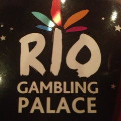 Photo taken at Rio Gambling Palace by Vladimir S. on 2/14/2013
