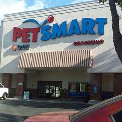 Photo taken at PetSmart by Sarah C. on 4/22/2014