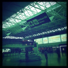 Photo taken at Terminal 1 by Andrea C. on 9/2/2012