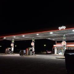 Photo taken at GALP by Ricardo R. on 1/24/2014