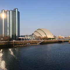 Photo taken at Clyde Auditorium by Marcilo A. on 4/10/2013