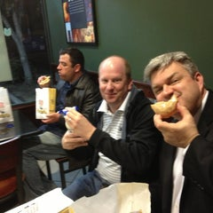 Photo taken at Yum Yum Donuts by Justin D. on 3/17/2013
