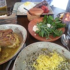 Photo taken at Rumi's Kitchen by Sarah K. on 4/22/2013