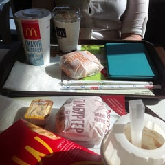 Photo taken at McDonald's by Iryna K. on 4/25/2013