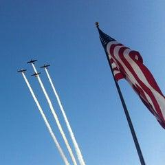 Photo taken at Davis Wade Stadium at Scott Field by BREI D. on 10/6/2013