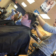 Photo taken at Holiday Hair by Deanna L. on 4/6/2013