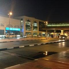 Photo taken at Terminal 1 المبنى by Dimitra V. on 2/3/2013