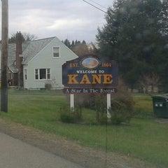 Photo taken at Kane Pa by Todd S. on 10/28/2013