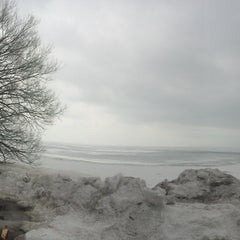 Photo taken at Lake Ontario by Janelle L. on 3/28/2014