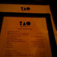 Photo taken at Tao by Suba on 7/25/2014