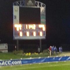Photo taken at Maryland SoccerPlex by waltermu on 11/10/2012
