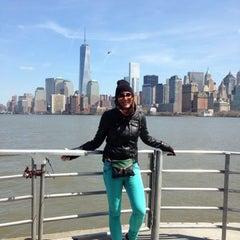 Photo taken at Gray Line New York Sightseeing Cruises - Pier 78 by Elizaveta B. on 4/19/2014
