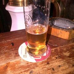 Photo taken at Irish Pub Nora by Jan S. on 2/27/2013