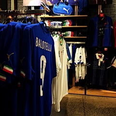 Photo taken at The PUMA Store by Mo7ammad A. on 7/4/2014